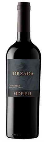 Odfjell Vineyards Carmenere Orzada